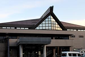 西部体育館