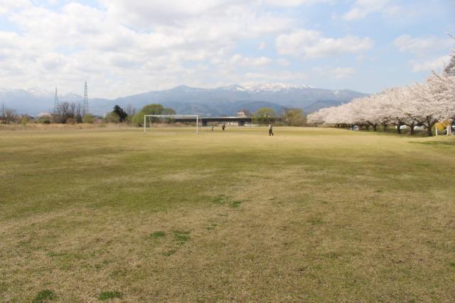 須川運動公園