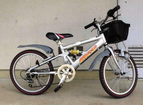 小学校低学年用自転車2