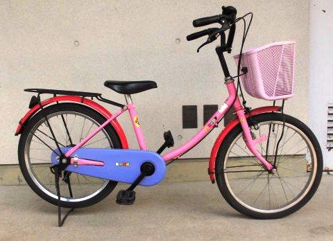 小学校低学年用自転車
