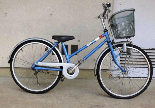 小学校高学年用自転車