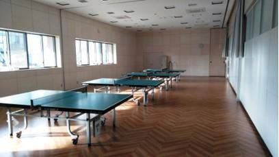 NCVふくしまアリーナ研修室の写真