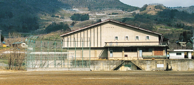 湯野地区体育館の写真